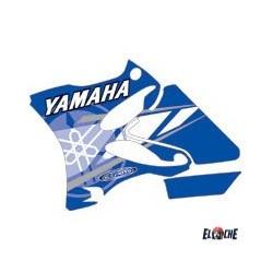 Kit déco YAMAHA 125-250 YZ 2002-2014