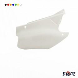 Plaques Latérales HONDA CR 125/250 00/01 BLANC