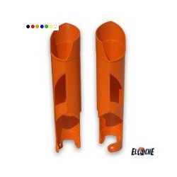 Protections de fourche KTM 08-15 ORANGE