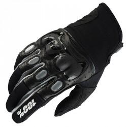 Gants 100% Derestricted dual sport noir/gris