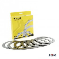 Jeu de disques d'embrayage lisses Prox de KAWA KX450F 06/18+DR-Z400 00/18+KFX450R