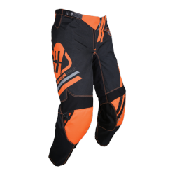Pantalon de cross orange 2018 Freegun