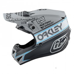 Casque Troy Lee Designs SE4 Composite Factory navy